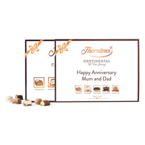 Personalised Continental Gift Collection tablet