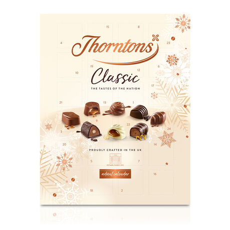 Thorntons Advent Calendar