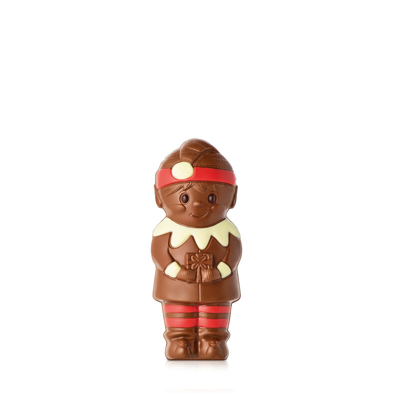 Milk Chocolate Cheeky Elf Model