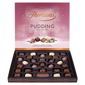Puddings Christmas Collection tablet