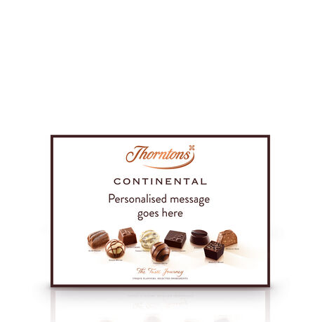 Personalised Continental Collection