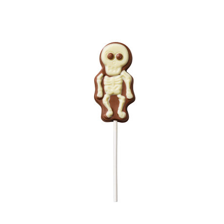 Milk Chocolate Skeleton Lolly