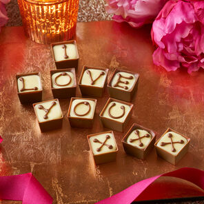 Alphabet Truffles tablet