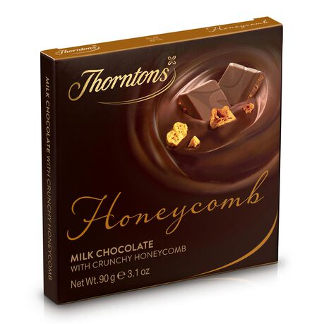 Honeycomb Milk Chocolate Block