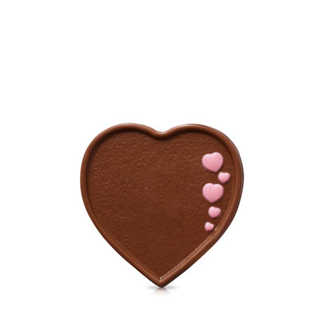 Personalisable Heart Plaque