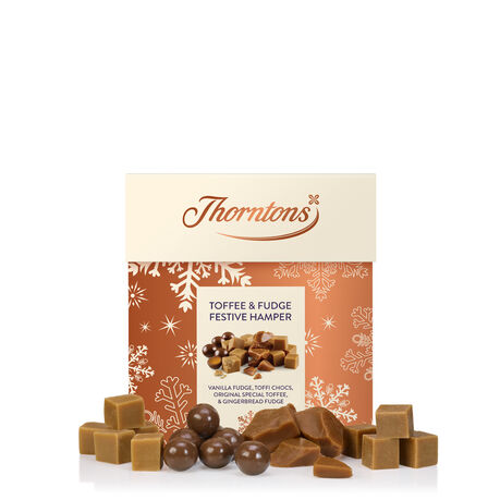 Toffee Fudge Festive Hamper