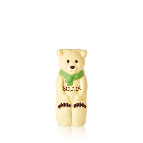 White Chocolate Polar Bear Model