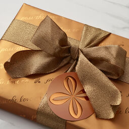 Copper Giftwrap