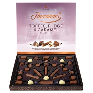 Toffee, Fudge and Caramel Christmas Collection tablet