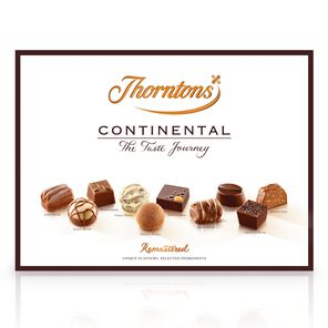Continental Chocolate Gift Collection tablet