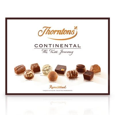 Continental Chocolate Gift Collection desktop