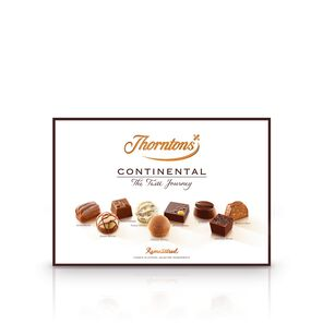 Continental Chocolate Collection mobile