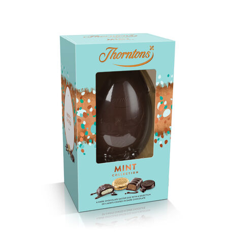 Dark Chocolate and Mint Collection Easter Egg