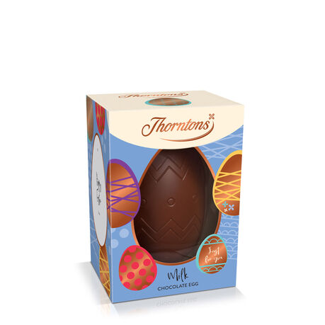 Small Milk Chocolate Easter Egg