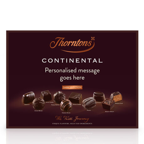 Personalised Continental Dark Collection