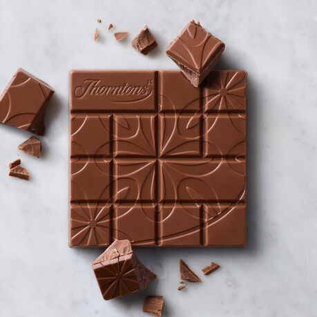 Milk Chocolate Block