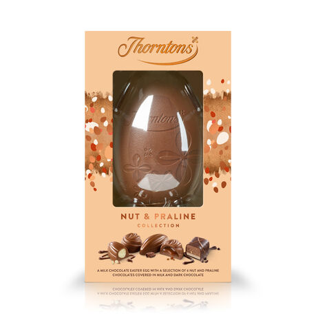 Nut and Praline Collection Easter Egg