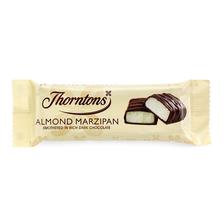 Almond Marzipan Chocolate Bar