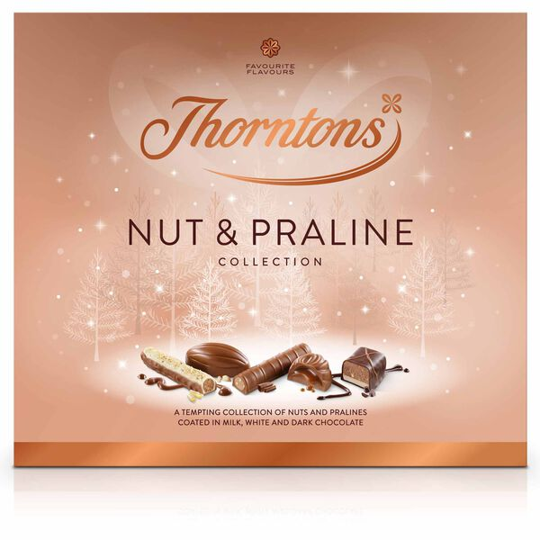 Nuts and Praline Christmas Collection