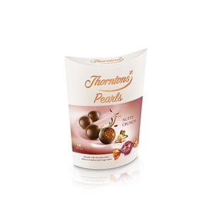 Thorntons Pearls Nutty Crunch tablet