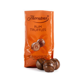 Bag of Rum Truffles tablet