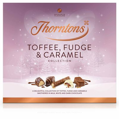 Toffee, Fudge and Caramel Christmas Collection desktop