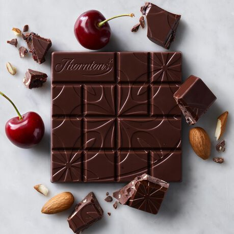 Black Forest Gateau Chocolate Block