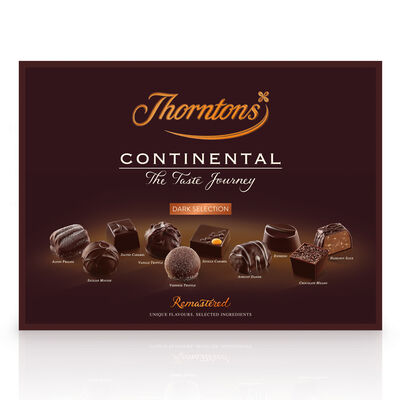 Dark Chocolate Continental Collection desktop