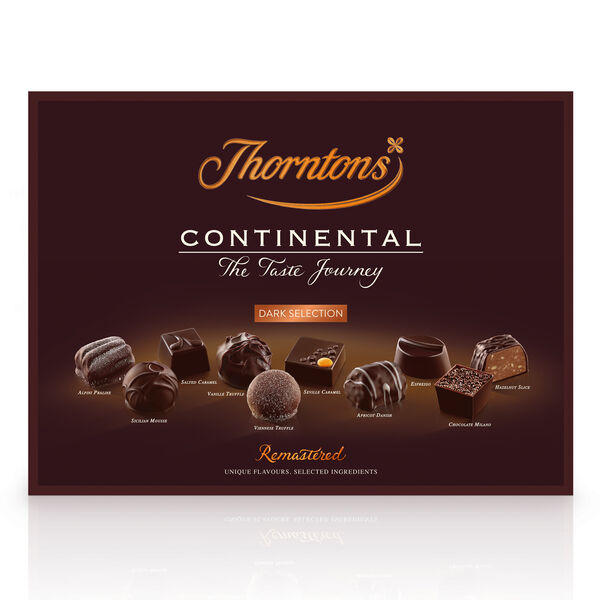 Dark Chocolate Continental Collection