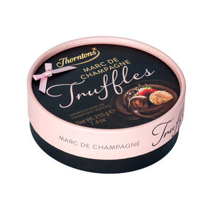 Marc De Champagne Chocolate Truffles tablet