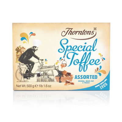 Assorted Special Toffee Box desktop