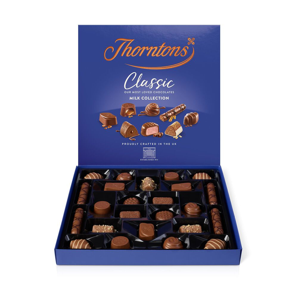 Thorntons Classic Milk Collection (260g)