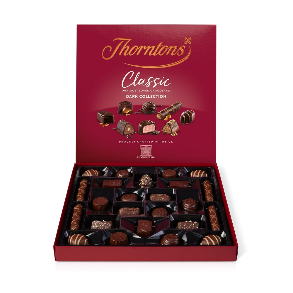 Thorntons Classic Dark Collection (260g)