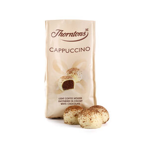 Bag of Cappuccino Chocolates tablet