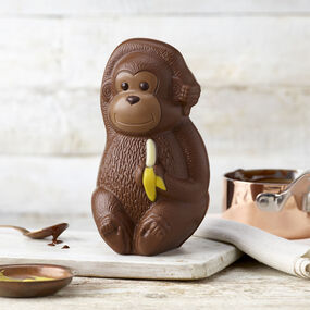 Milk Chocolate Monkey Business Model