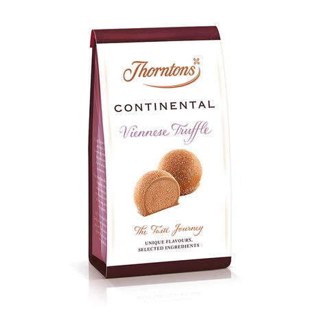 Continental Viennese Truffle Bag