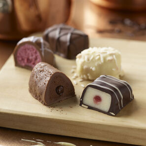 Pudding Collection Chocolate Box tablet