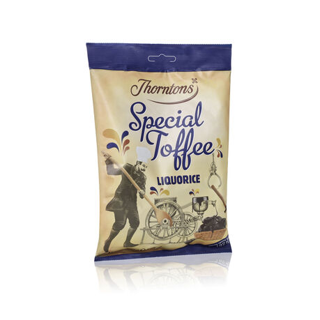 Liquorice Special Toffee Bag