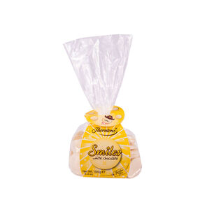 White Chocolate Smiles Bag tablet