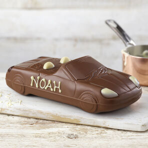 Milk Chocolate Car