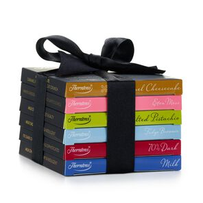 Medium Chocolate Block Tower tablet