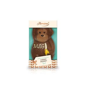 Milk Chocolate Cheeky Monkey Model tablet