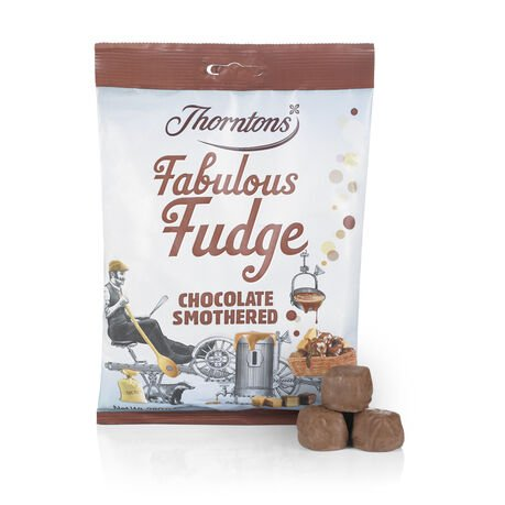Chocolate Smothered Fudge Bag