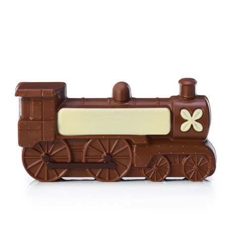 Milk Chocolate Steam Train Model