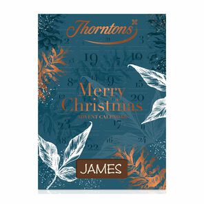 Thorntons Advent Calendar tablet