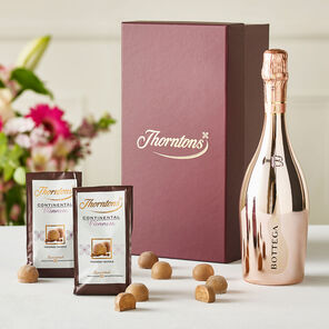 Pink Prosecco Hamper tablet