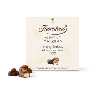Personalised Almond Marzipan Box desktop