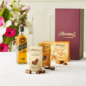 Whisky Hamper tablet
