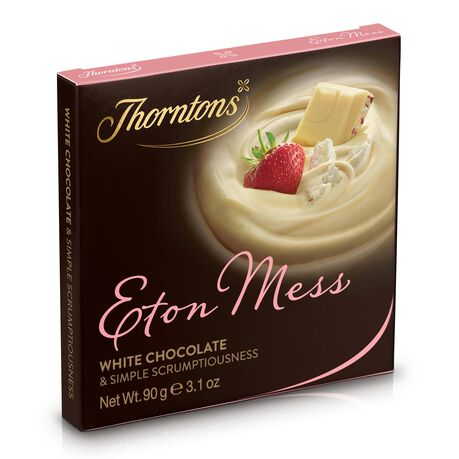 Eton Mess Chocolate Block