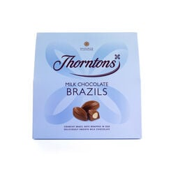 Milk Chocolate Brazils Box